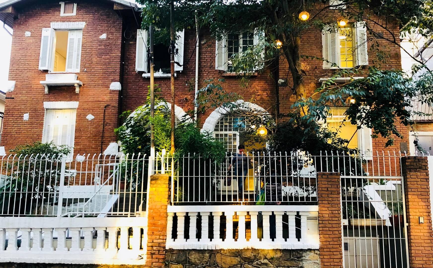 A Casa Tombada